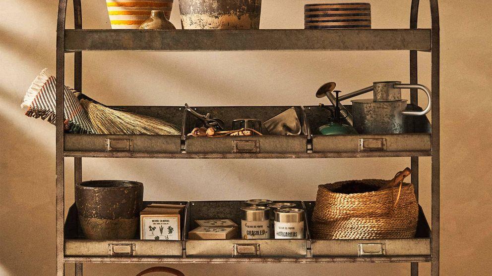 Zara Home tiene el mueble perfecto (y más bonito) para tenerlo todo bien ordenado