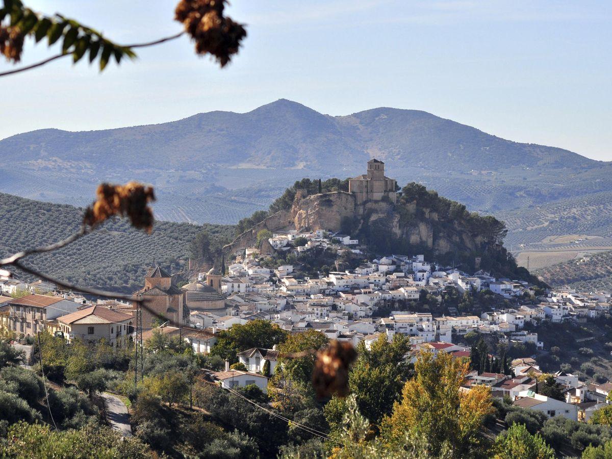 Foto: Montefrío, Granada. (EFE)