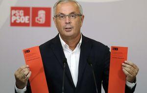 Besteiro y Vázquez miden sus fuerzas para liderar el PSdeG