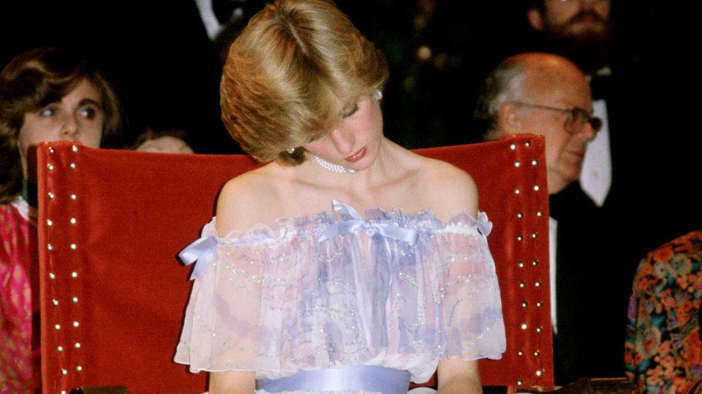 Lady Di, bella durmiente: la verdad sobre esta foto que enojó tanto al príncipe Carlos