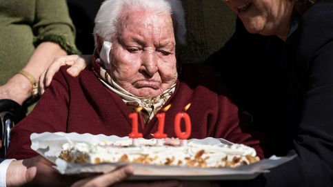 ¡María Yuste por alcanzar los 110 años de edad!