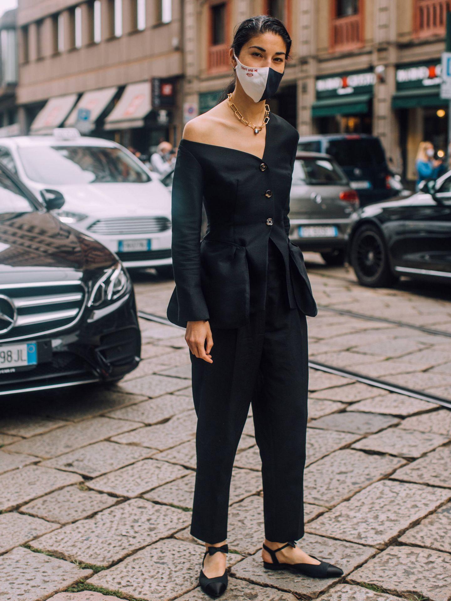 El minimalismo al servicio del color negro. (Imaxtree)