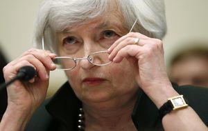 Yellen dará otro mordisco al 'QE3' mientras piensa cuándo subir tipos
