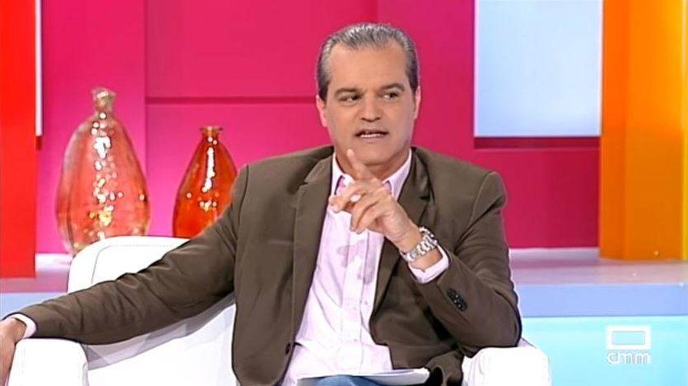 Foto: Ramón García en su programa 'En compañía'.