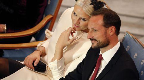¿Qué hacían Haakon y Mette-Marit de Noruega en la boda de Pierre y Beatrice?