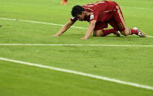 La lesión de Diego Costa, otra nota negativa de su inicio con la 'Roja'