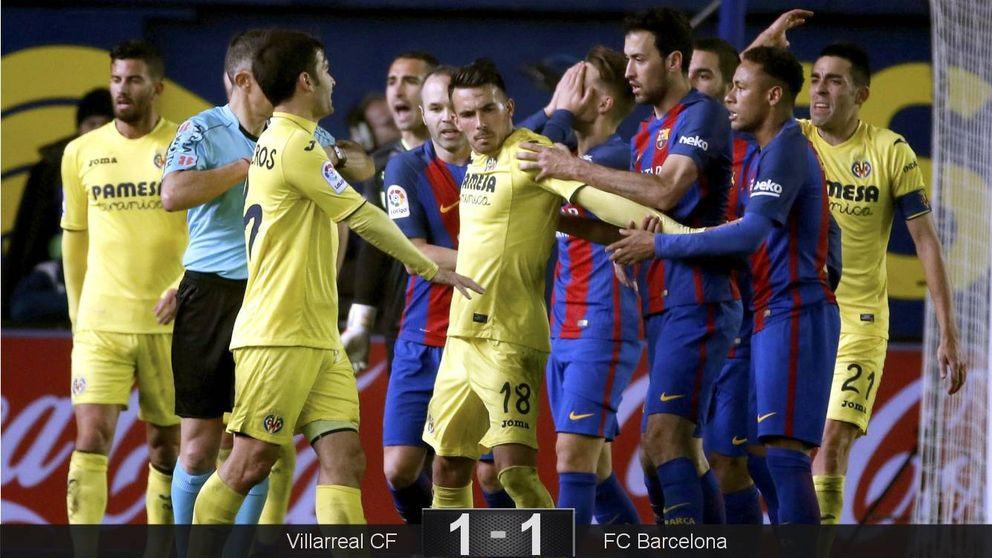 El Barcelona no entra en la UVI gracias al de siempre: Messi