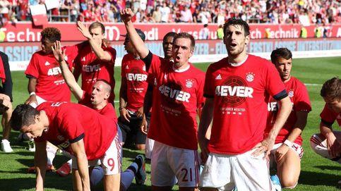 Pep Guardiola se lame las heridas ganando su tercera Bundesliga