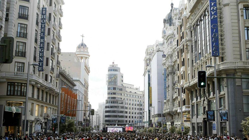Cierre de Gran Vía, Atocha y Mayor: días, alternativas,  dónde aparcar...