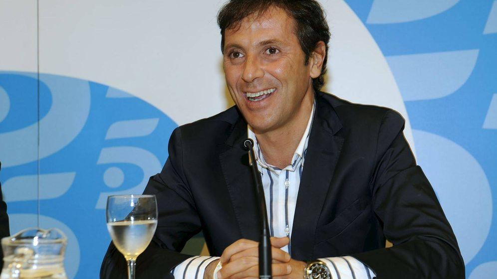 Foto: El periodista Paco González. (EFE)