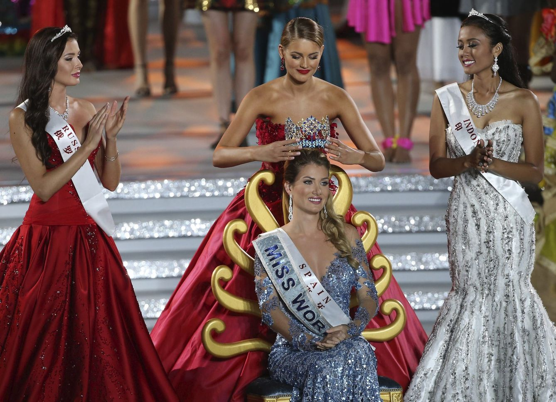 Bachelorette Russia - Plan B on TNT - Season 2 - Discussion - *Sleuthing Spoilers* Asi-ha-sido-la-coronacion-de-mireia-lalaguna-como-miss-mundo-2015