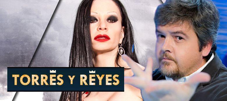 Foto: Alaska y Javier Coronas, los nuevos 'Torres y Reyes' de TVE
