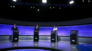 Debate en El País: de momento, Iglesias en cabeza