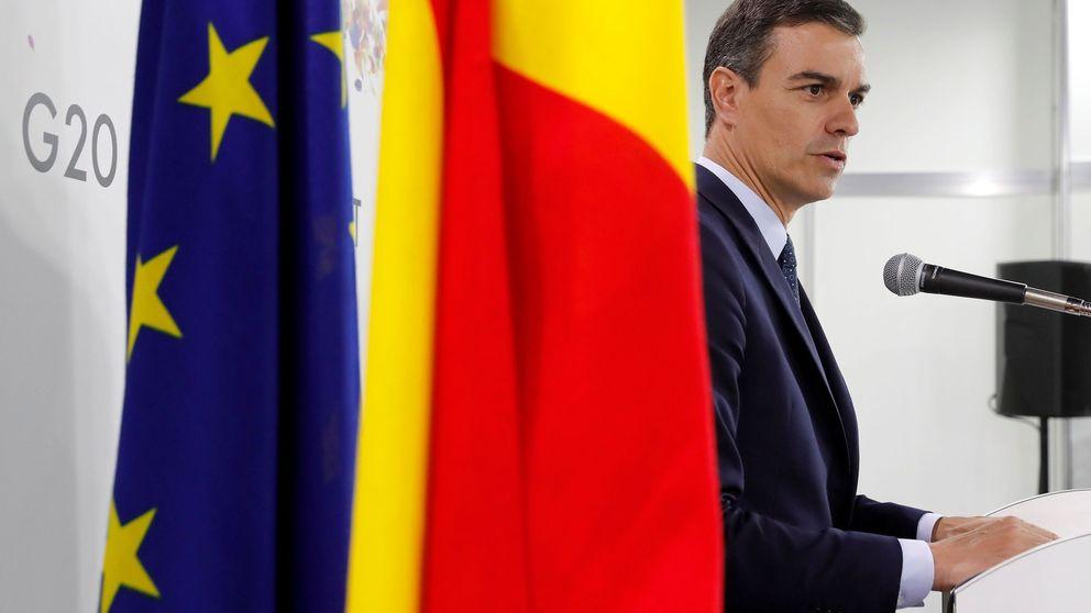 Sánchez, entre la investidura y la censura