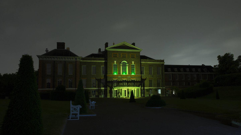 Kensington Palace.