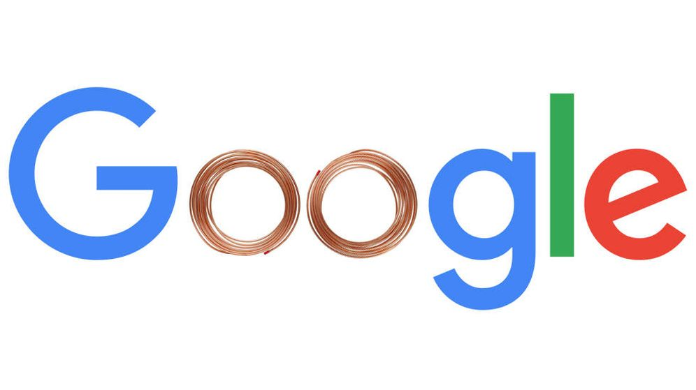 Foto: Google vs cobre.