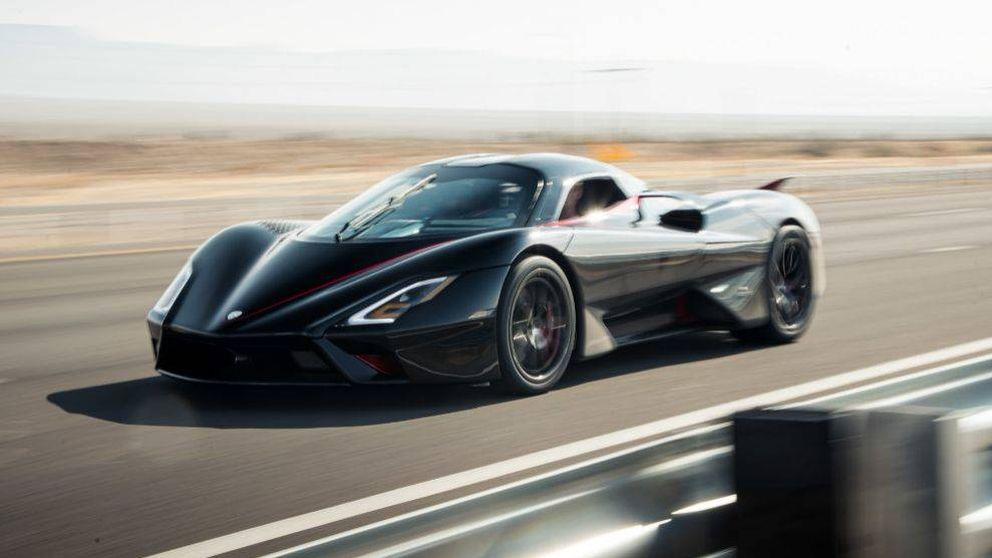 Récord de velocidad en un coche de producción: el Tuatara alcanza los 532 km/h
