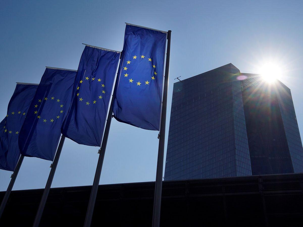 Foto: Sede del Banco Central Europeo. (EFE)