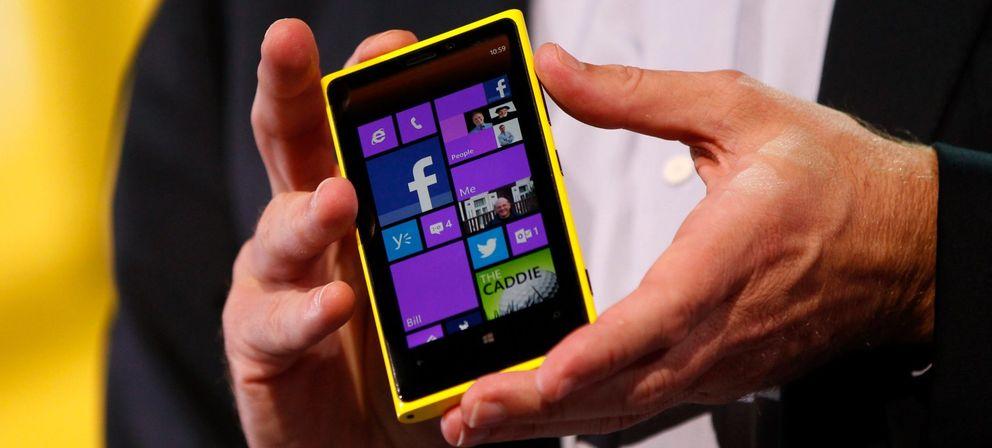 Foto: Windows Phone confía en crecer de la mano de los móviles 'low cost'