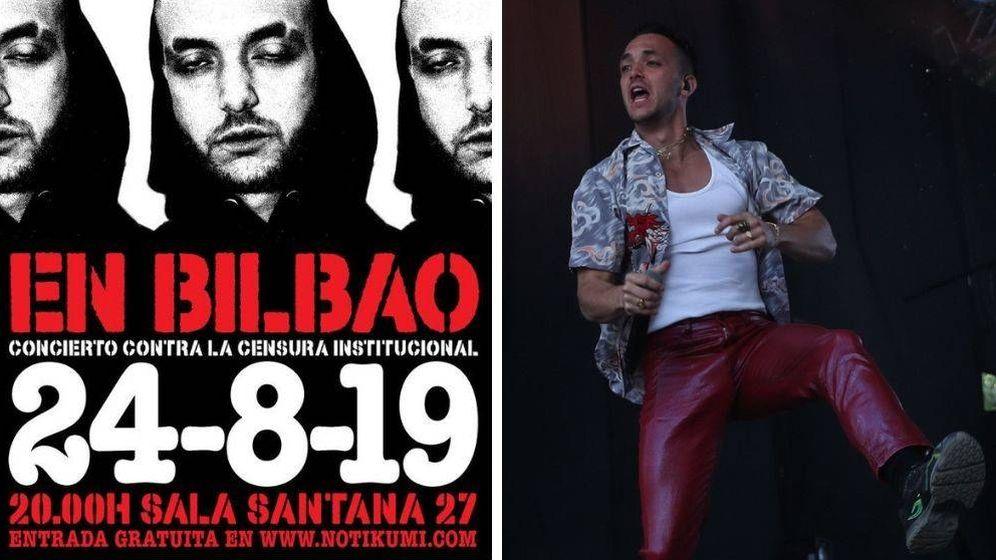 Foto: C.Tangana ofrecerá un concierto gratuito el mismo día que tenía previsto tocar en las fiestas de Bilbao