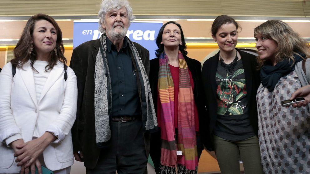 Podemos se presentará en alianza con las mareas en las elecciones gallegas