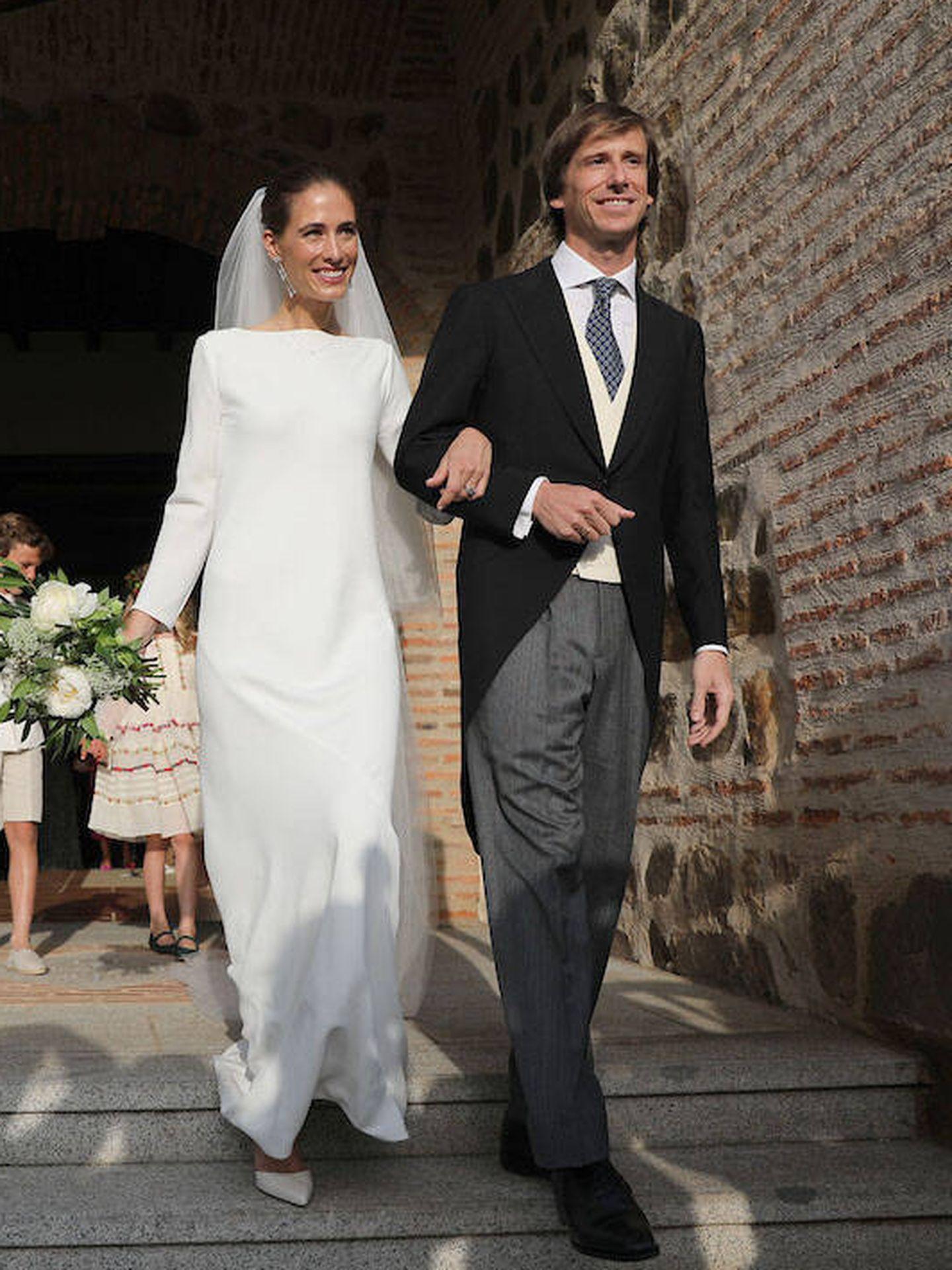 Amelia Millán y Felipe Cortina. (Limited Pictures)