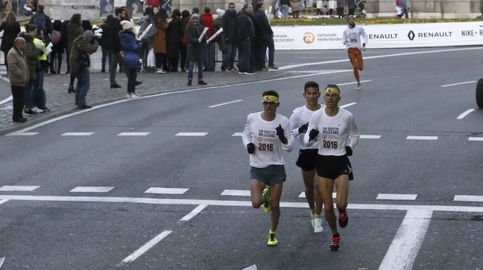 Lo malo de correr la San Silvestre Vallecana