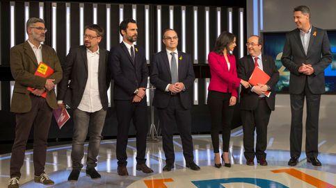 El debate a siete en directo | Del hay que votar a Puigdemont a el PSC es la solución
