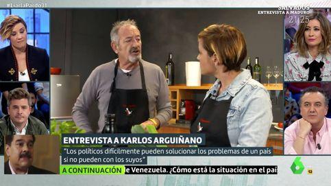Arguiñano, en 'Liarla Pardo': El culpable no es Villarejo, sino los que le han pagado