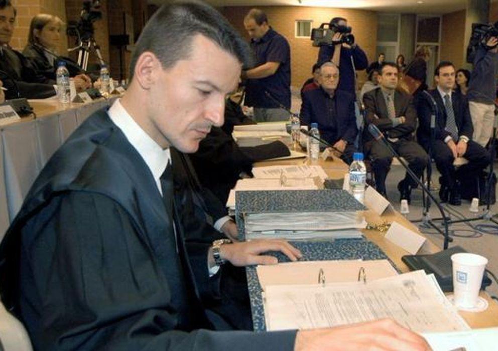 Foto: El fiscal jefe de Lugo, Juan José Begué. (EFE)
