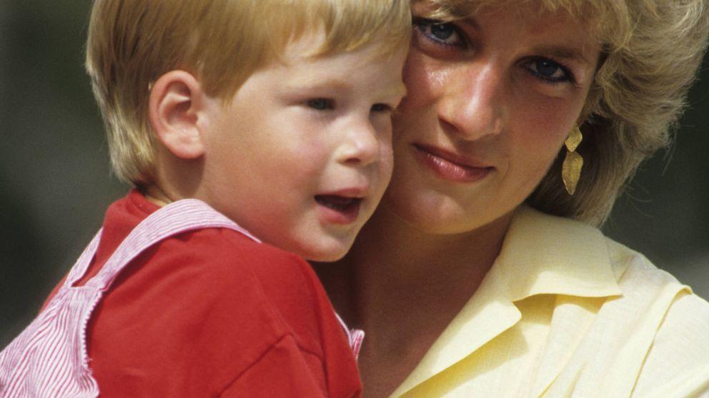 Cuando el príncipe Harry conoció Mallorca o el principio del fin de Carlos y Diana