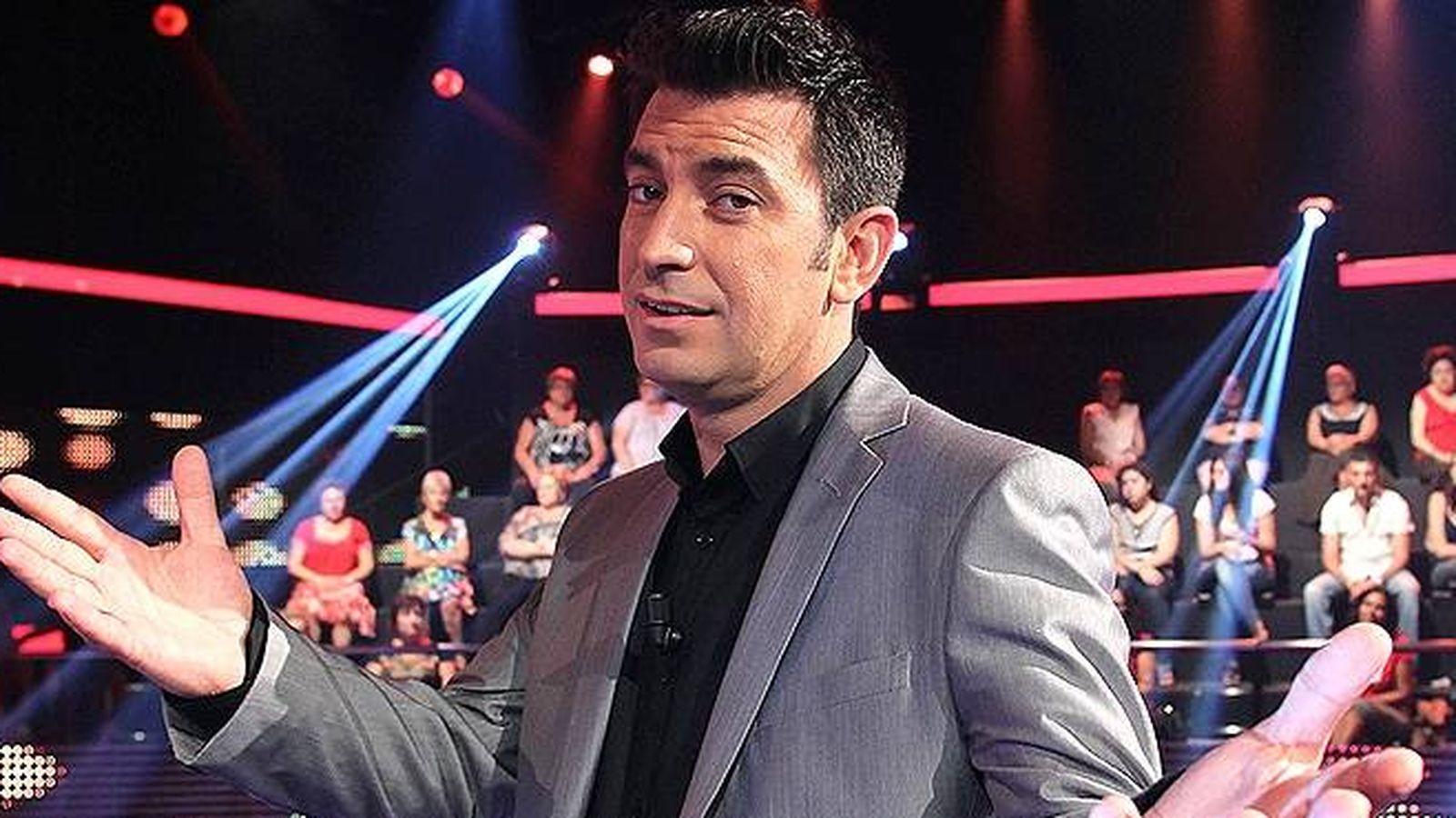 Foto: El presentador Arturo Valls. (Atresmedia)