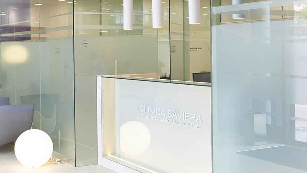 Clínica Baviera se dispara un 15% en su regreso al parqué por el interés de Aier