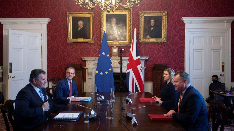 Bruselas y Londres se acercan a un nuevo choque frontal por Irlanda del Norte