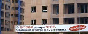 La banca será en 2013 el enemigo a batir por promotores y particulares en la venta de pisos