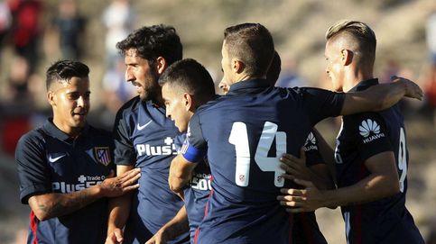 El Atlético arranca la pretemporada con un triunfo ante el Numancia