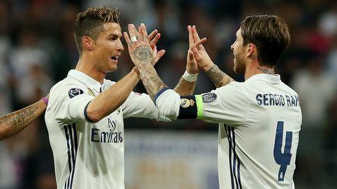 Cristiano sale del Madrid a lo Raúl, Iker, Hierro... ¿Será Sergio Ramos el próximo?