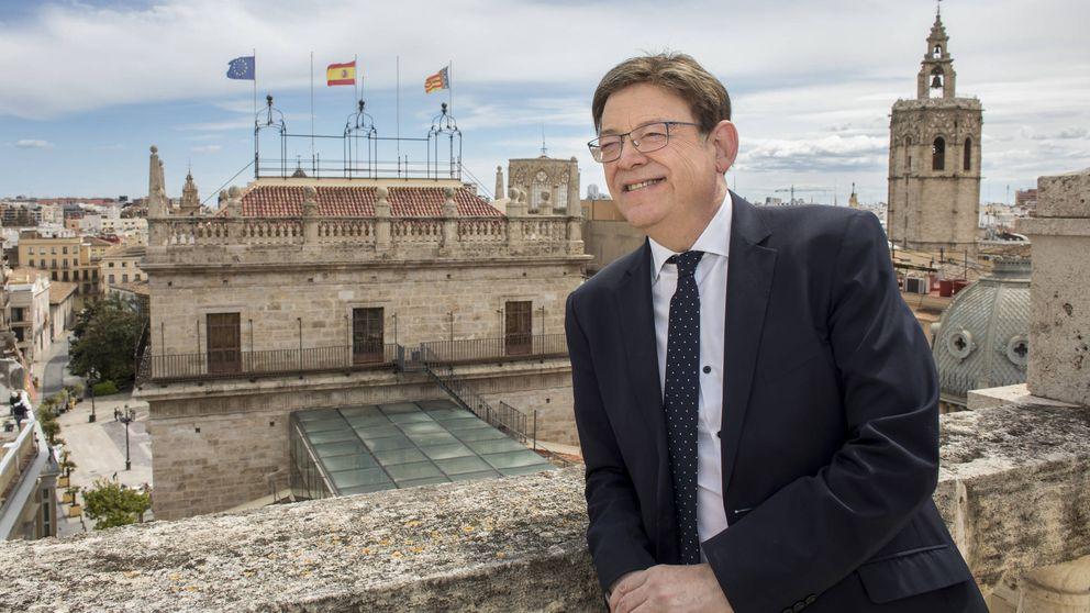 Ximo Puig: El PSOE es la moderación; Ciudadanos y PP han huido del centro