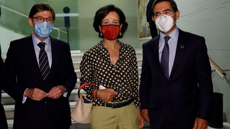 Los analistas de Sabadell no descartan una contraopa por Bankia... del BBVA