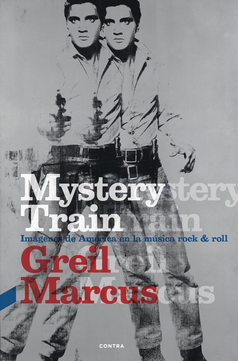 Portada de 'Mystery Train'