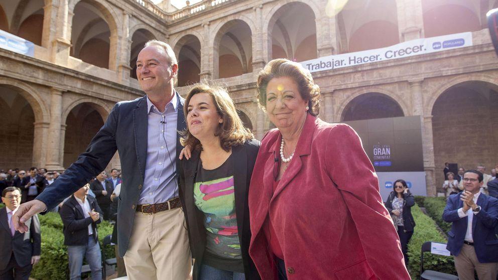 La campaña más difícil de Rita Barberá