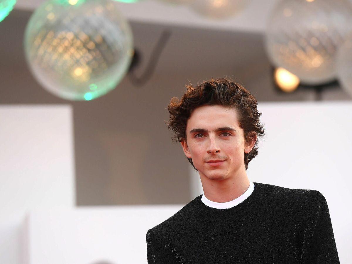 Foto: El actor, en la première de 'Dune' celebrada en el Festival de Venecia. (EFE)