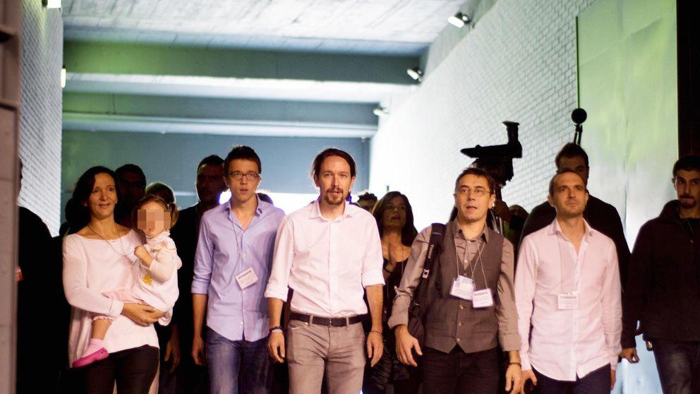 Monedero pide refundar Podemos con otro Vistalegre tras la guerra Iglesias-Errejón