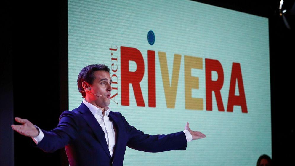 Foto: Albert Rivera se presenta como candidato. (EFE)