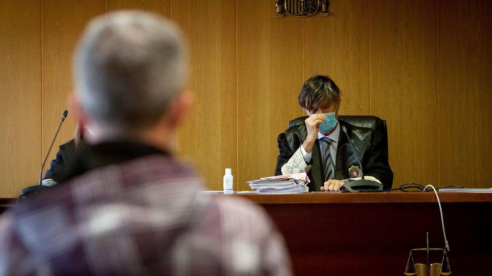 Foto: Primer juicio con audiencia pública en la sección de la Audiencia en Vigo. (Foto: EFE)