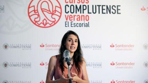 Irene Montero, bautizada como la Preysler de Galapagar: la marca y el precio del vestido