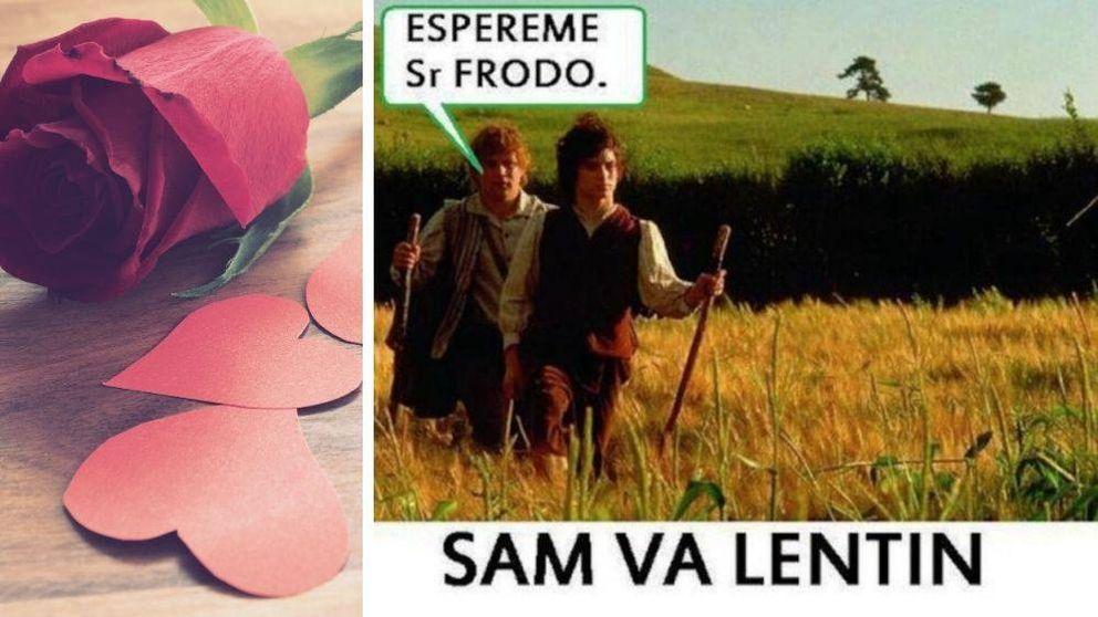¿San Valentín? No, Sam va lentín: los memes frikis del 14 de febrero