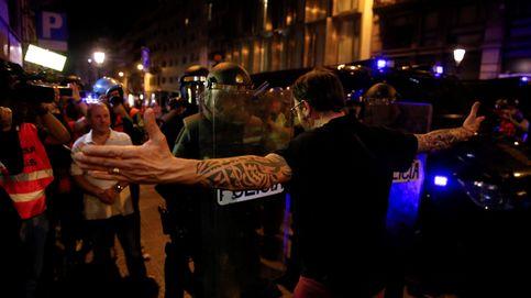 Última hora en Cataluña | Mil manifestantes bloquean los juzgados de Girona