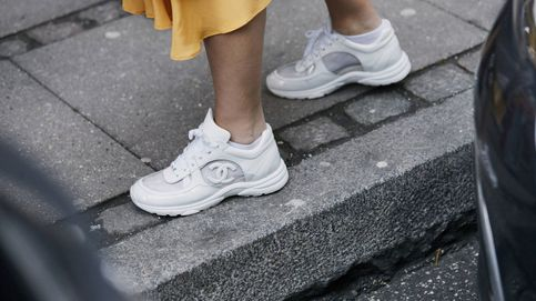 7 zapatillas deportivas de tendencia para llevar con vestidos (y todo lo que quieras)