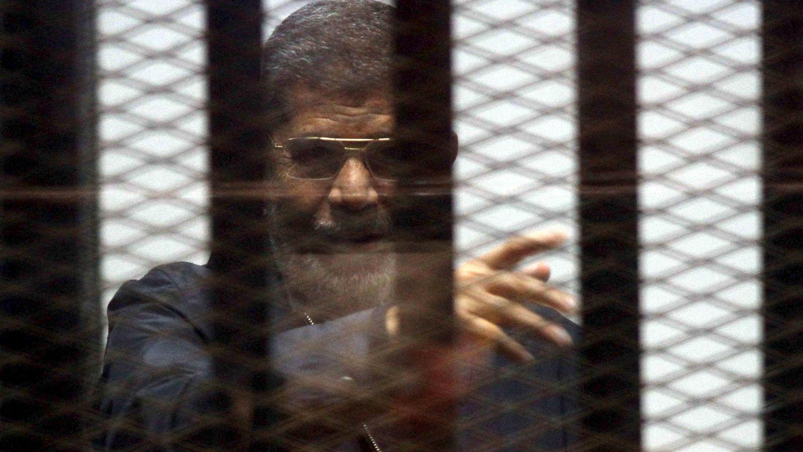 Foto: El expresidente de Egipto, Mohamed Mursi. (Reuters)